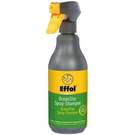 Effol - Ocean Star Spray Shampoo - Quail Hollow Tack