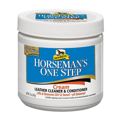 Absorbine - Horseman's One Step - Quail Hollow Tack