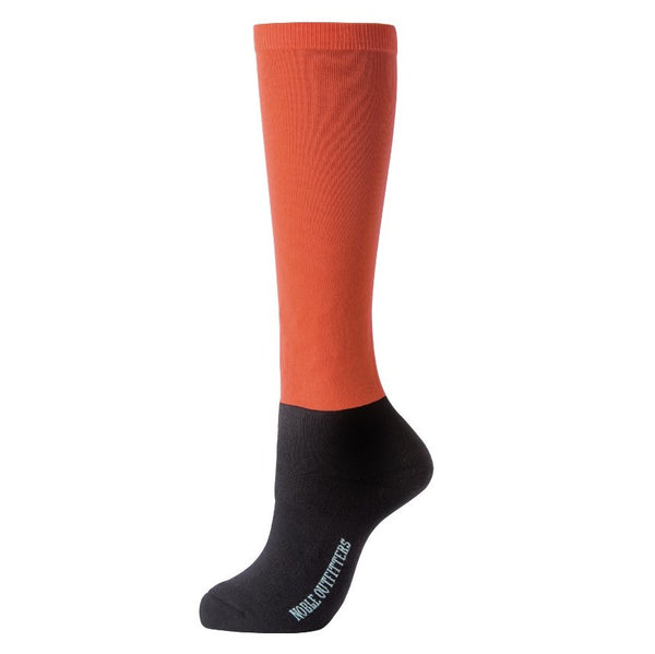 Noble Outfitters Over The Calf Peddies Boot Sock