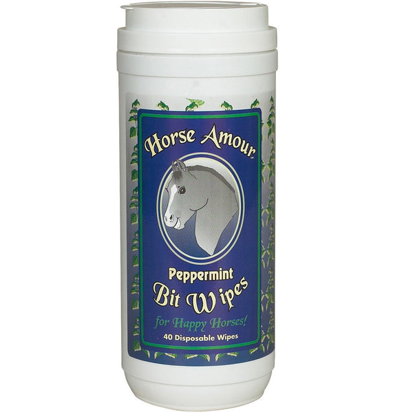 Horse Amour - Bit Wipes - Quail Hollow Tack