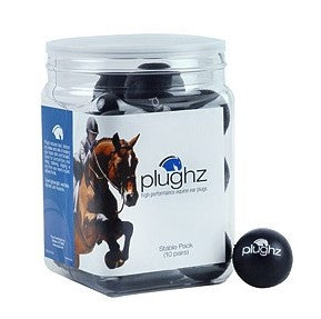 Plughz Ear Plugs - 10 Pairs