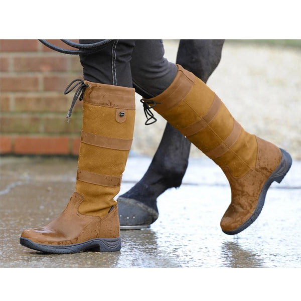 Weatherbeeta - Dublin River III Tall Boot - Quail Hollow Tack
