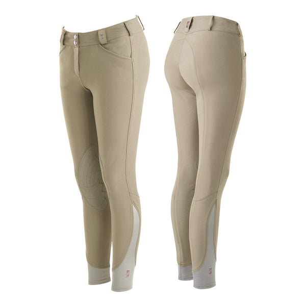 Tredstep Ireland - Ladies Symphony Rosa II Breech - Quail Hollow Tack