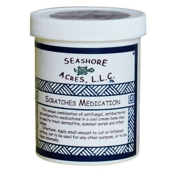 Seashore Acres - Scratches Medication - Quail Hollow Tack