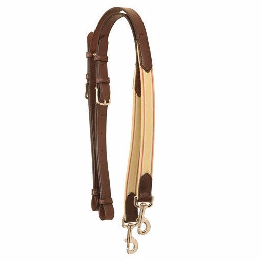 Tory Leather - Elastic Side Reins - Quail Hollow Tack