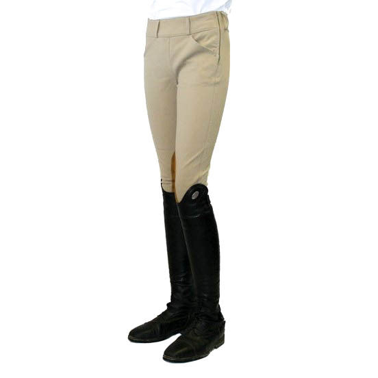 Tailored Sportsman - Ladies Side Zip Trophy Hunter Low Rise Breech - Quail Hollow Tack