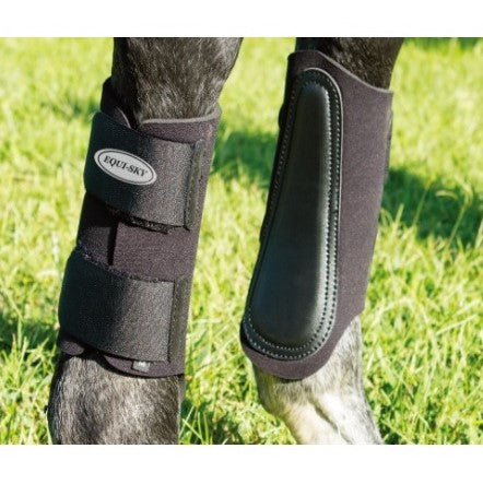 Equi-Sky - FG Neoprene Splint Boot - Quail Hollow Tack