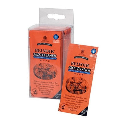 Belvoir - Tack Cleaner Wipes - Quail Hollow Tack