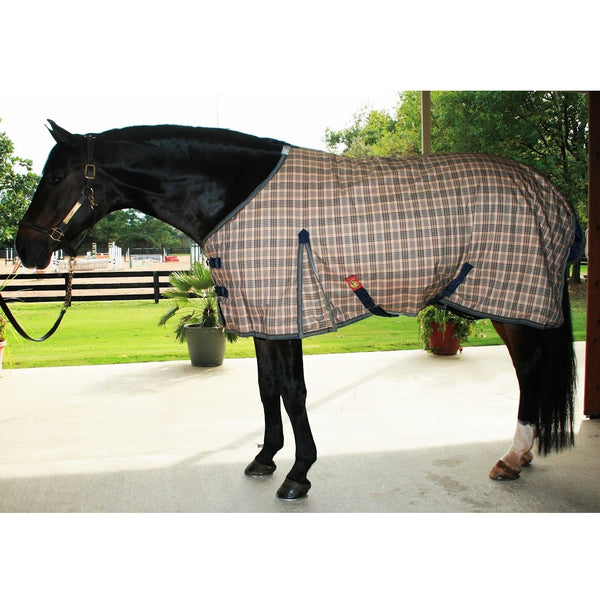 Jack's Manufacturing - Baker Turnout Blanket - Quail Hollow Tack