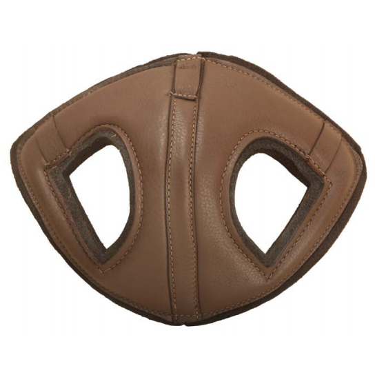 Tory Leather Head Bumper