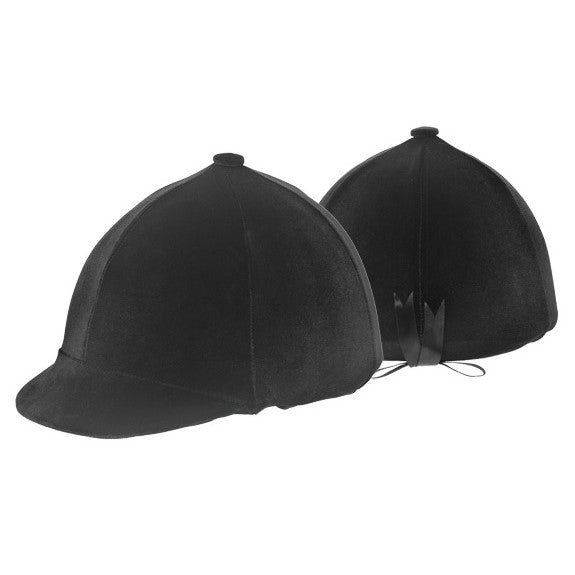 Ovation - Velvet Helmet Cover - Quail Hollow Tack