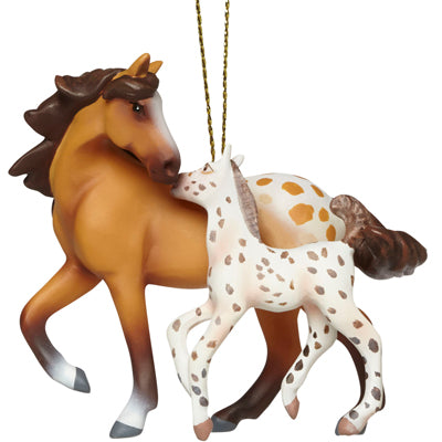 The Trail of Painted Ponies - A Star is Born Ornament - Quail Hollow Tack