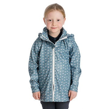 Horseware Ireland - Kids Rain Jacket - Quail Hollow Tack