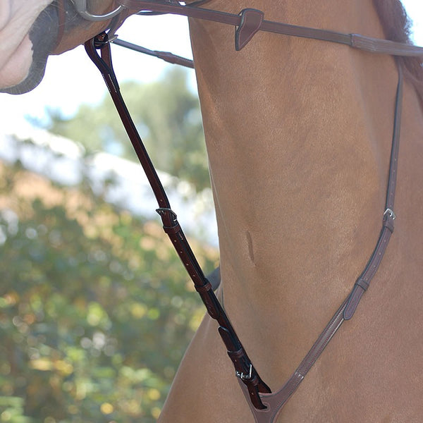 Dy'on - Standing Martingale Attachment - Quail Hollow Tack