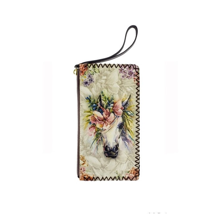 Ole Collection - Zip Wallet - Quail Hollow Tack