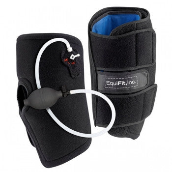 EquiFit - Gel Compression Hock Boots - Quail Hollow Tack