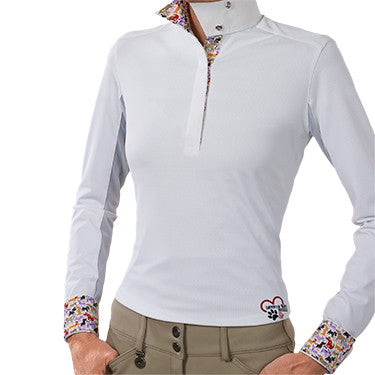 Essex Classics - Ladies Danny and Ron Talent Yarn Shirt - Quail Hollow Tack