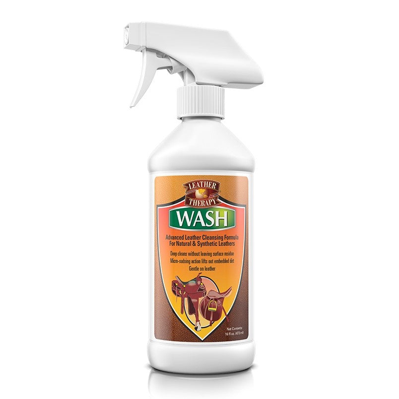 Absorbine - Leather Therapy Wash Spray - Quail Hollow Tack