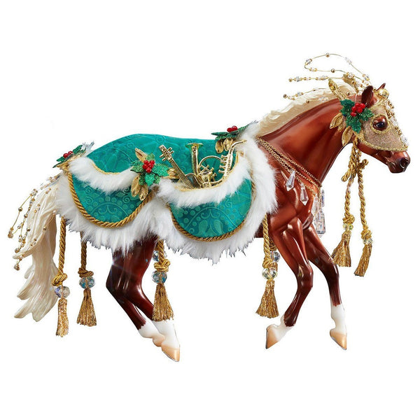 Breyer - Minstrel - 2019 Holiday Horse - Traditional - Quail Hollow Tack