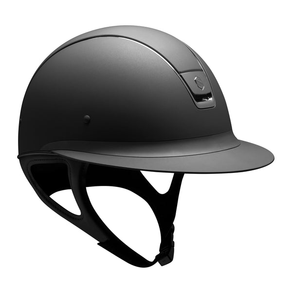 Samshield - Miss Shield Shadowmatt Helmet - Quail Hollow Tack