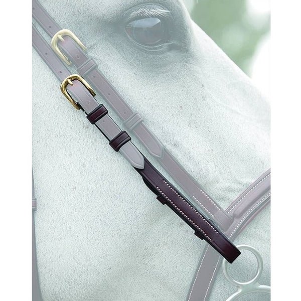 Dy'on - Short Cheek Pieces - Quail Hollow Tack