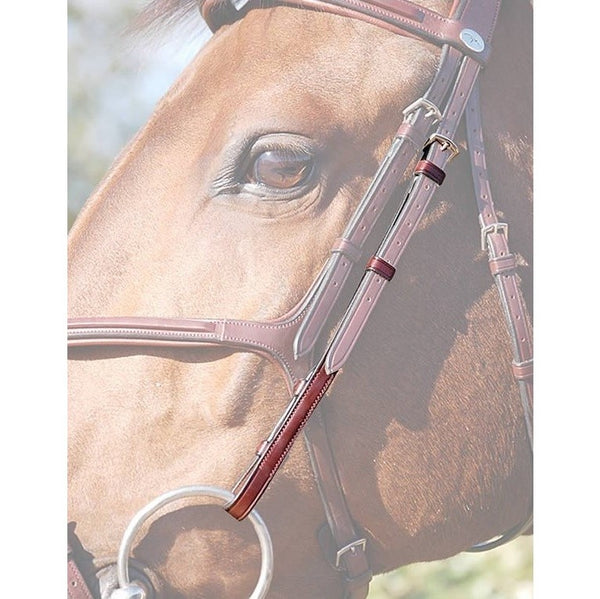 Dy'on - Anatomic Cheek Pieces - New English Collection - Quail Hollow Tack