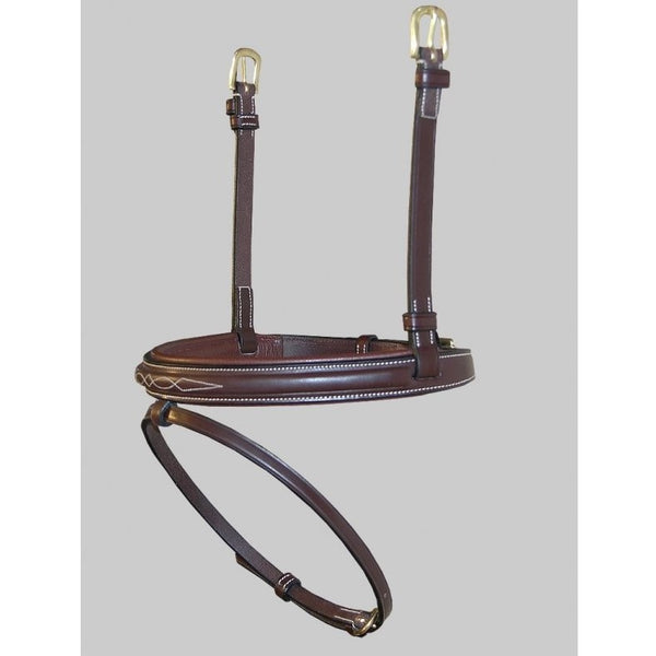 Dy'on - Anatomic Flash Noseband - Quail Hollow Tack