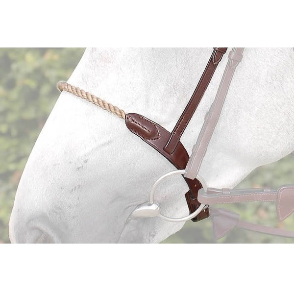 Dy'on - Rope Noseband - Quail Hollow Tack