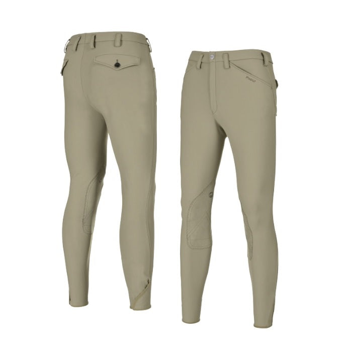 Pikeur - Men's Rodrigo Breeches - Tan - Quail Hollow Tack