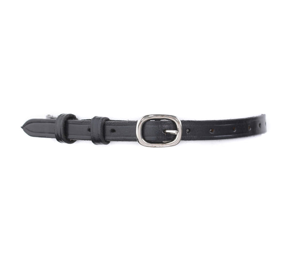 Leather Spur Strap
