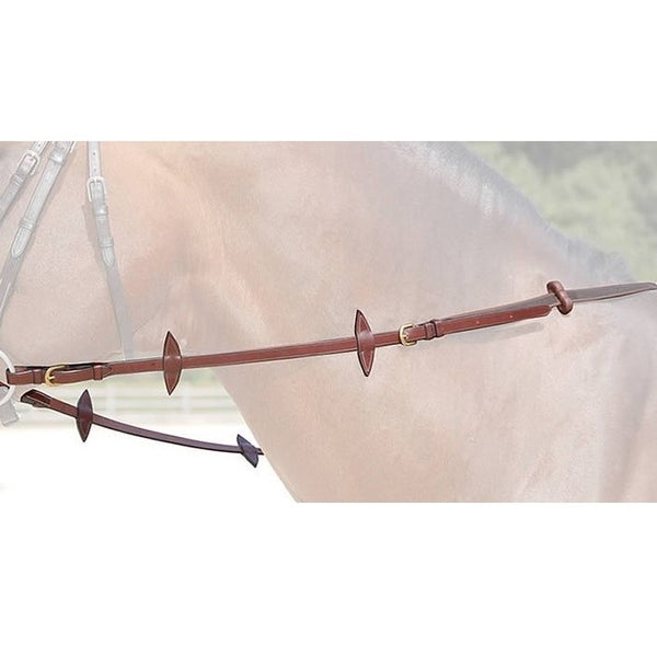 Dy'on - Adjustable Web Rein - Quail Hollow Tack