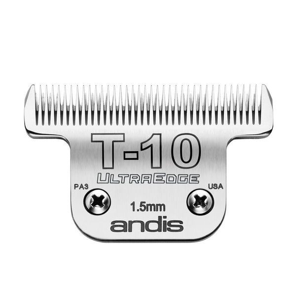Andis - UltraEdge® Detachable Blade - Size T-10 - Quail Hollow Tack
