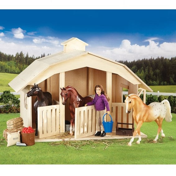 Breyer - West Wind Stable - Quail Hollow Tack