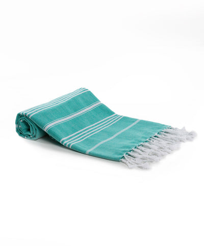 Mint 100% Cotton Turkish Beach and Bath Towels