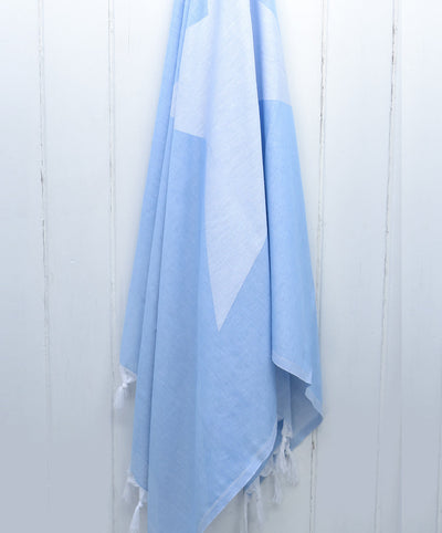 Blue Star Turkish Towel