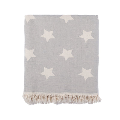 Star Cotton Throw