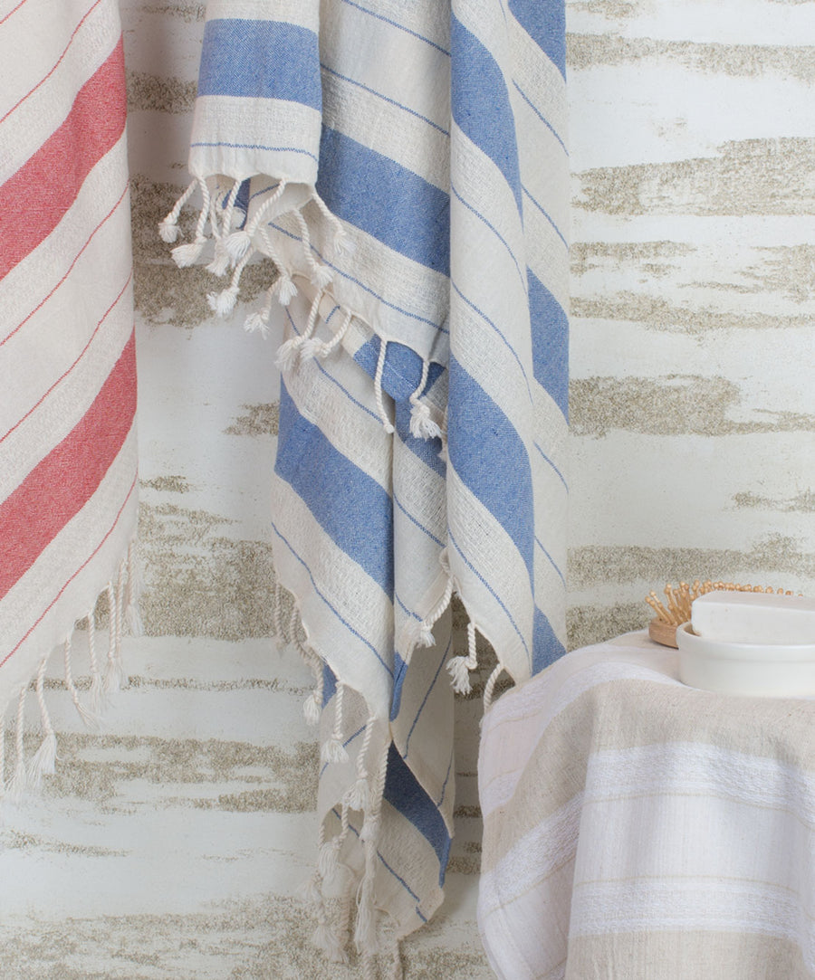 Bath Towels: Luxury Turkish Bath Towels Handmade in Turkey ...