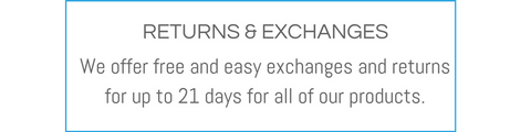 Jack Grace USA Return and Exchange Policy