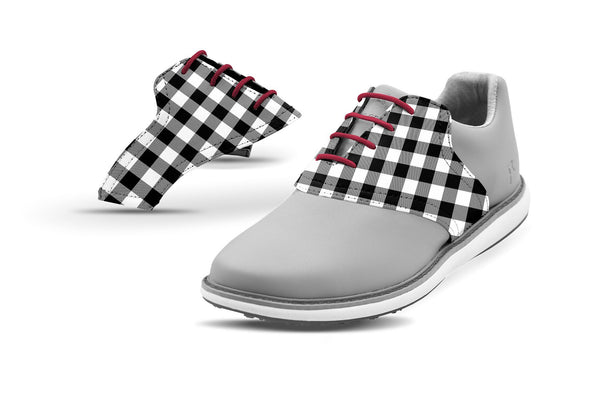 Women's Checkmate By Glove It Saddles & Crimson Laces