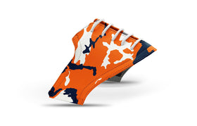Men's Auburn Camo Alma Mater Series Saddles & White Laces