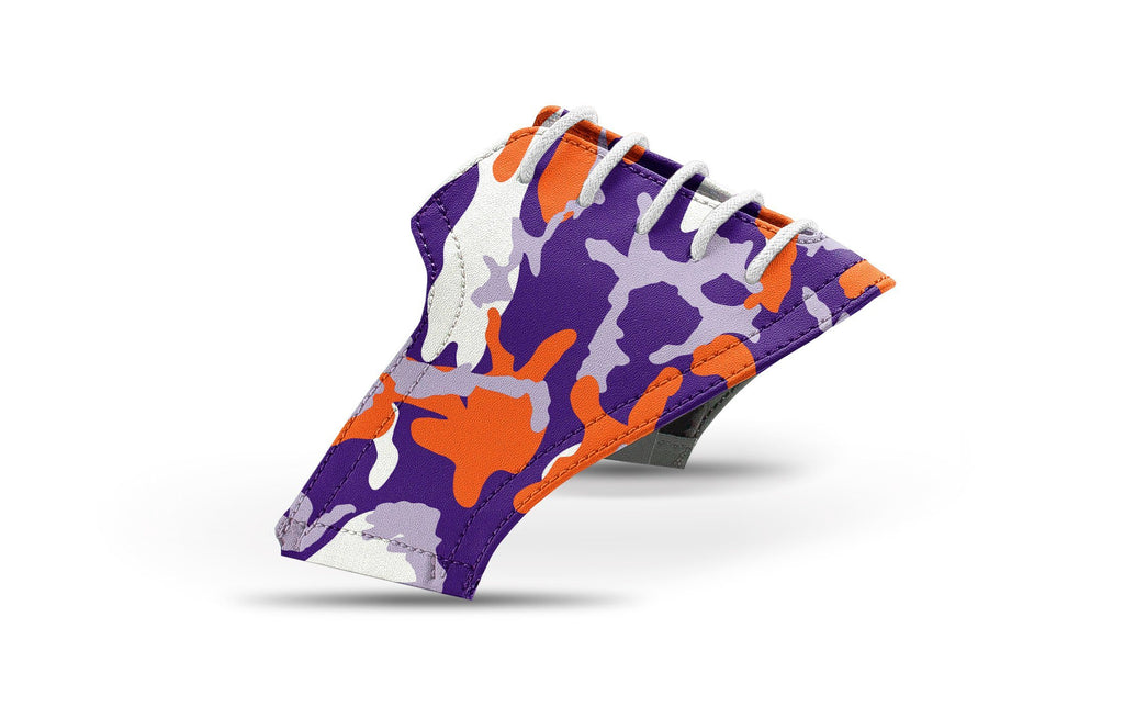 Men's Clemson Camo Alma Mater Series Saddles & White Laces