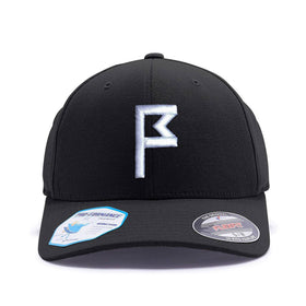Men's Black Hat with Your Choice of Flagstick Color