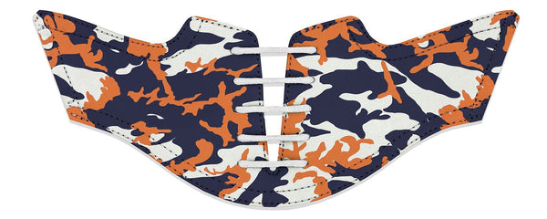Men's Chicago Pro Football Camo Saddles Flat Saddle View From Jack Grace USA