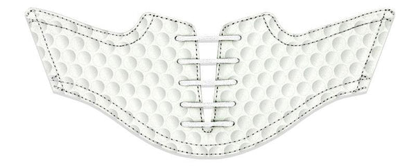 Men's Golf Dimple Saddles Flat Saddle View From Jack Grace USA