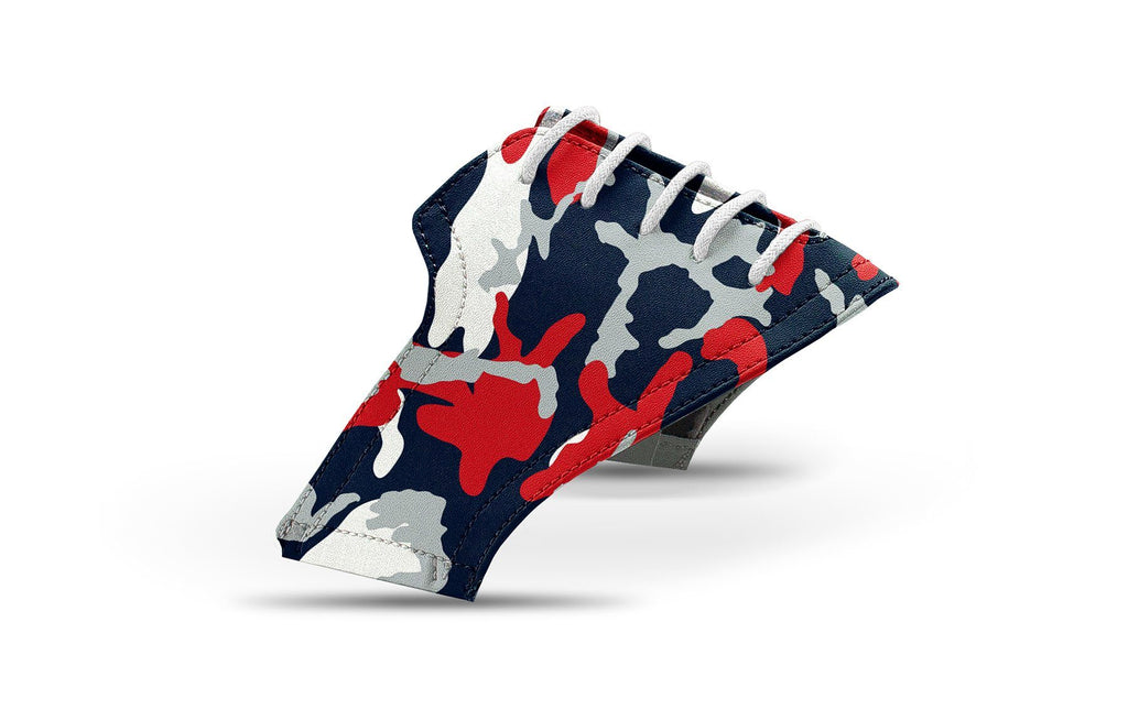 Men's New England pro football camo saddles lonely saddle view from Jack Grace USA