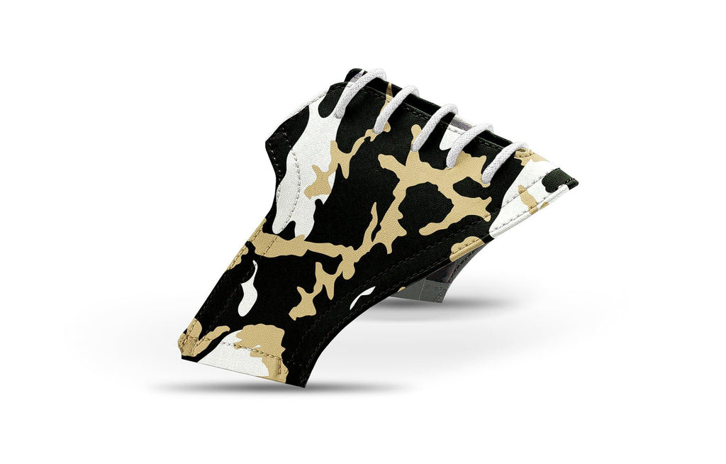 Men's New Orleans pro football camo saddles lonely saddle view from Jack Grace USA