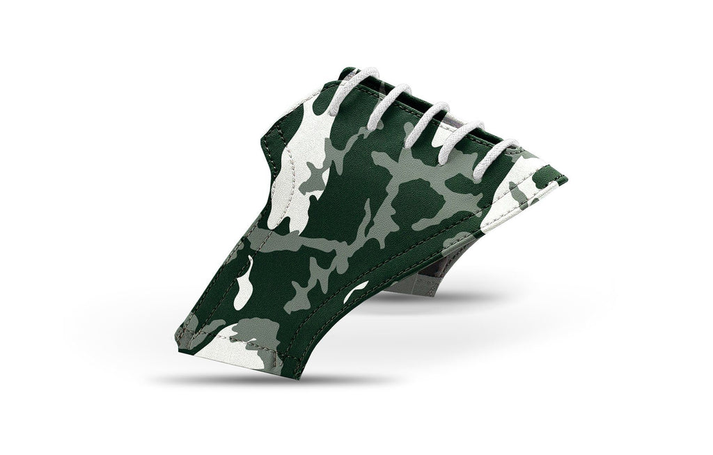 Men's New York green pro football camo saddles lonely saddle view from Jack Grace USA