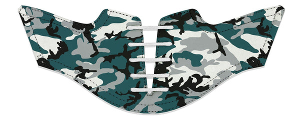 Men's Philadelphia Pro Football Camo Saddles Flat Saddle View From Jack Grace USA
