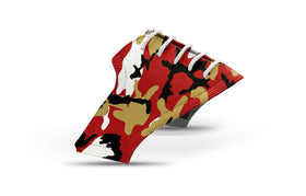 Men's San Fransisco pro football camo saddles lonely saddle view from Jack Grace USA
