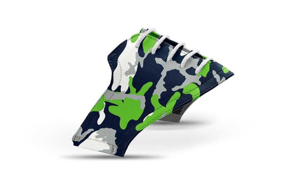 Men's Seattle pro football camo saddles lonely saddle view from Jack Grace USA